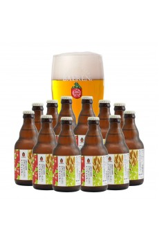 Baeren Apple Lager 6% 330ml X12  - Seasonal