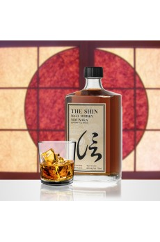 Shin Pure Malt Mizunara Oak Finish NAS 48% 750ml