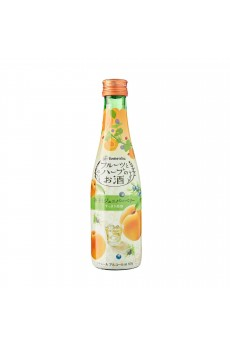 Yomeishu Fruits & Herbs Apricot 10% 300ml