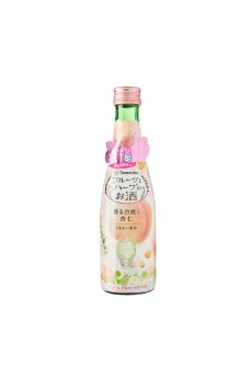 Yomeishu Fruits & Herbs Peach 10% 300ml