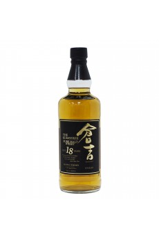 Kurayoshi 18 Year Pure Malt Whisky 50% 700ml