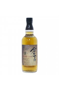 Kurayoshi Pure Malt Whisky 46% 700ml (In Sherry Casks 8 year)