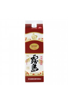 Kirishima Imo Shochu Pack 20% 1800ml