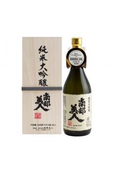Nanbubijin Junmai Daiginjyo 16% 720ml(Gb)