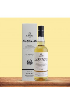 Amahagan World Malt Whisky Edition No.1 Bourbon 47% 700ml (GB)