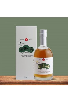 Eigashima Blended Whisky Sherry Cask Finish 50% 500ml