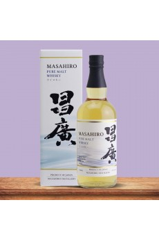 Masahiro Pure Malt Whisky 43% 700ml (GB)