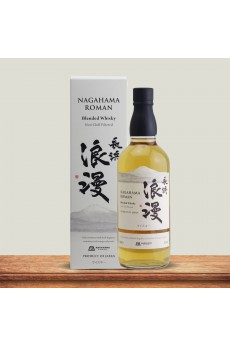 Nagahama Roman Blended Whisky 43% 700ml (GB)