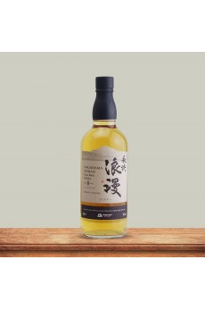 Nagahama Roman 8Yo Pure Malt Whisky 47% 700ml (GB)