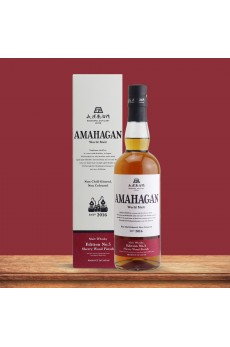 Amahagan World Malt Whisky Edition No.5 Sherry Cask Finish 700ml (GB)