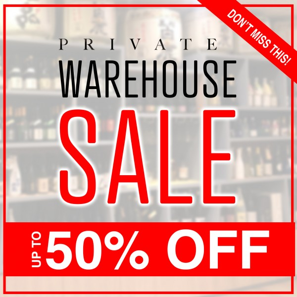 Sake Warehouse Sale 2019