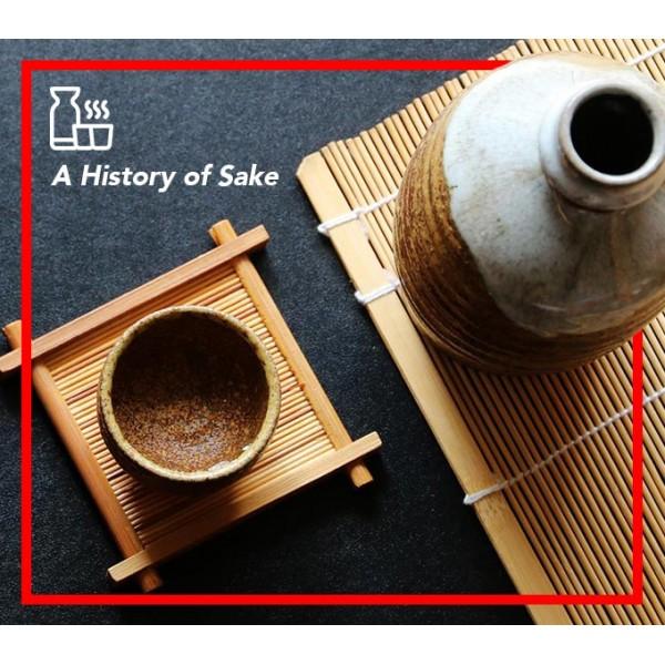 A history of Sake