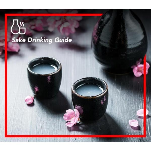 Guide to drinking Sake