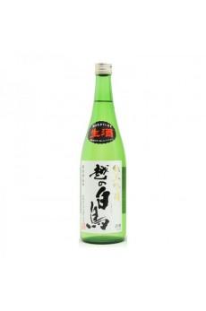 Koshinohakucho Green Junmai Ginjo 17% 720ml