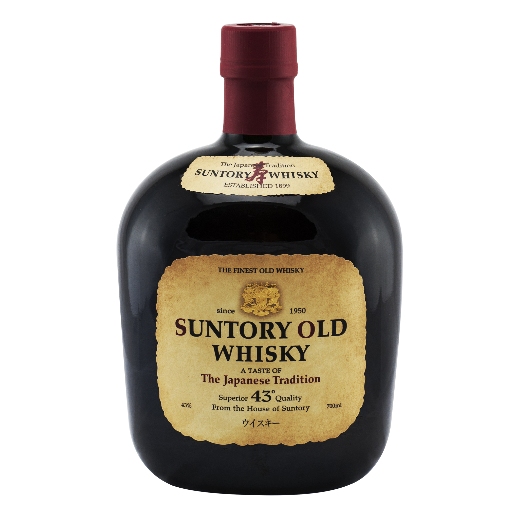 Suntory Whiskey Old 43% 700ml