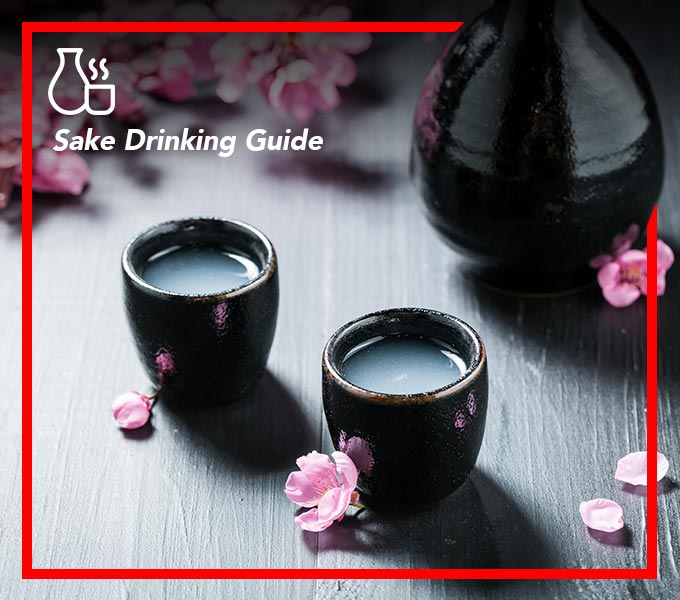 Guide to drinking Sake