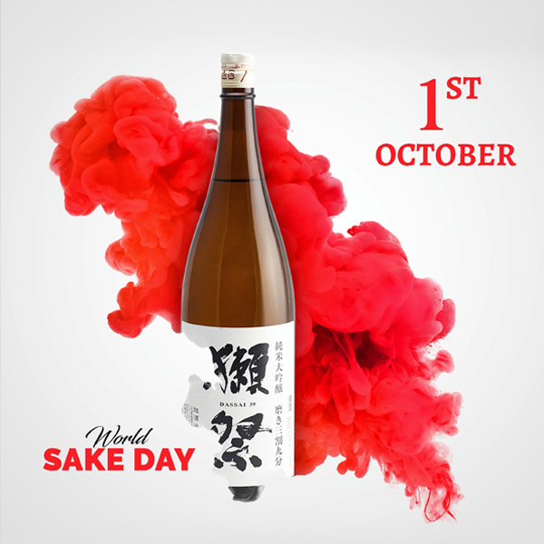 World Sake Day!